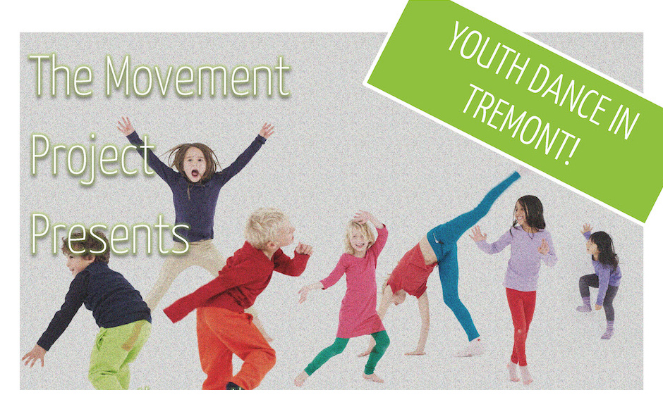 Creative Movement Camp For Children