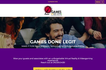 Games Done Legit