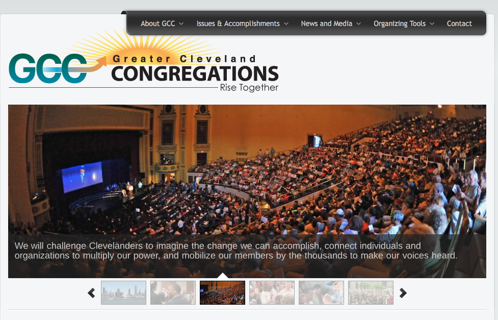 Meet Greater Cleveland Congregations