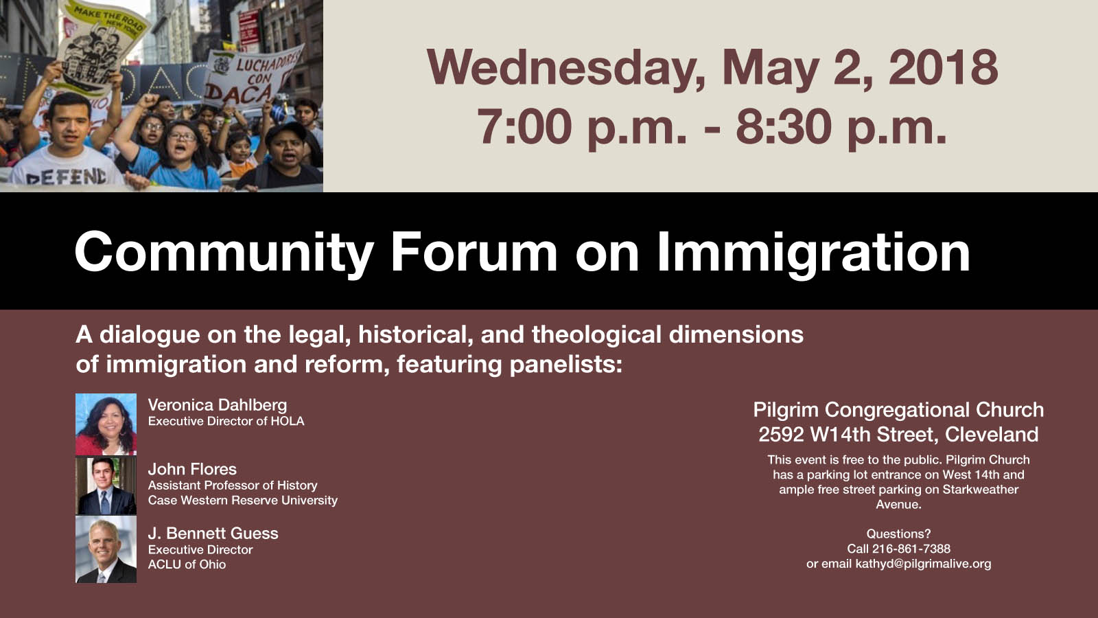 Immigration Forum – Opening Remarks