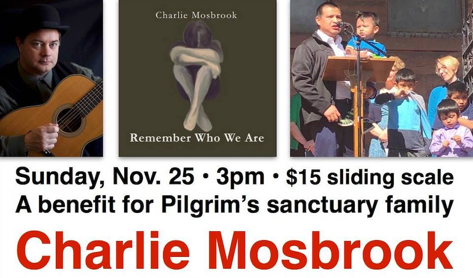 A Benefit Concert With Charlie Mosbrook
