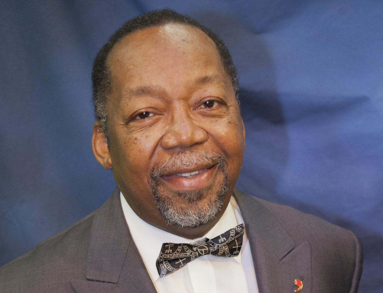 Meet The Rev. Geoffrey Black